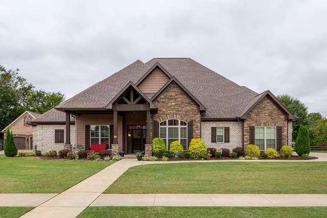 108 Shadybrook Dr, Florence, AL 35630 (MLS #432152) :: MarMac Real Estate