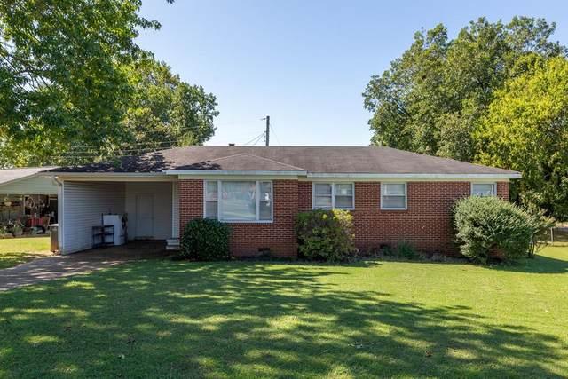 163 Dogwood Dr, Florence, AL 35630 (MLS #432197) :: MarMac Real Estate