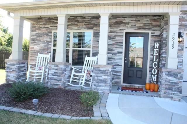 2939 SE Magnolia Park Dr, Owens Cross Roads, AL 35763 (MLS #432287) :: MarMac Real Estate