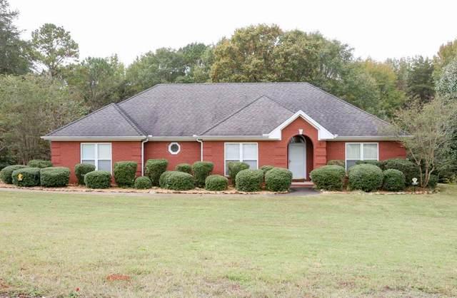 1529 Davis Rd, Tuscumbia, AL 35674 (MLS #432348) :: MarMac Real Estate