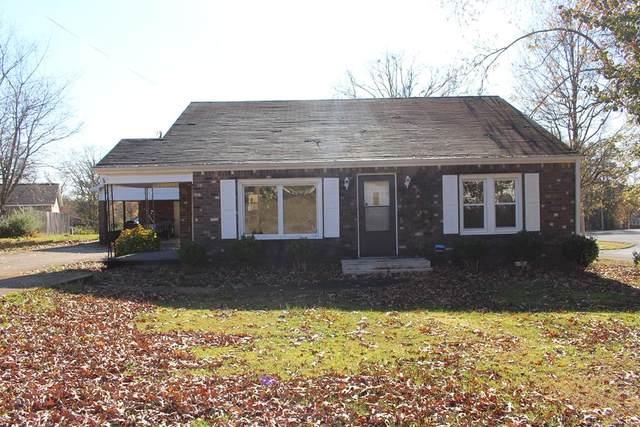 909 Old Lee Hwy, Tuscumbia, AL 35674 (MLS #432707) :: MarMac Real Estate