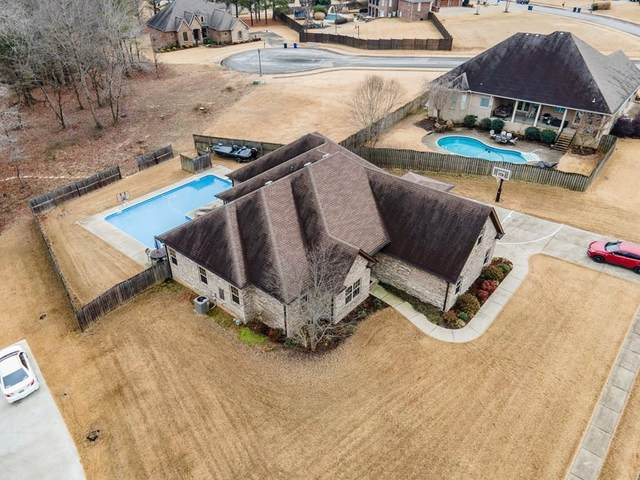 218 Cascade Dr, Florence, AL 35633 (MLS #433057) :: MarMac Real Estate