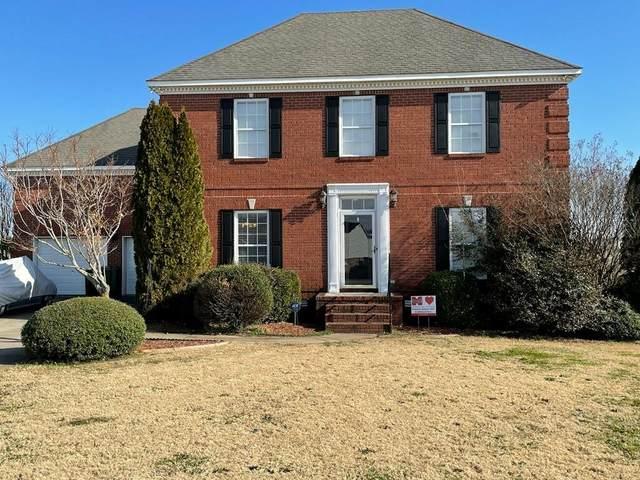 125 Emily Dr, Muscle Shoals, AL 35661 (MLS #433422) :: MarMac Real Estate