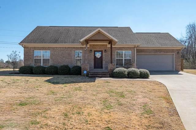 118 Windsor Dr, Muscle Shoals, AL 35661 (MLS #433517) :: MarMac Real Estate