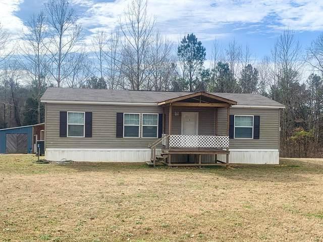 34 Carrol Street, Cherokee, AL 35616 (MLS #433671) :: MarMac Real Estate