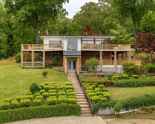 602 Pinegrove Dr, Muscle Shoals, AL 35661 (MLS #434072) :: MarMac Real Estate