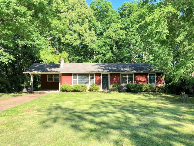 107 Cypress Mill Ct, Florence, AL 35630 (MLS #434490) :: MarMac Real Estate