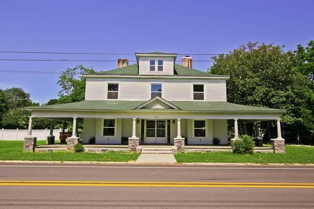 16321 Main St, Town Creek, AL 35672 (MLS #434863) :: MarMac Real Estate