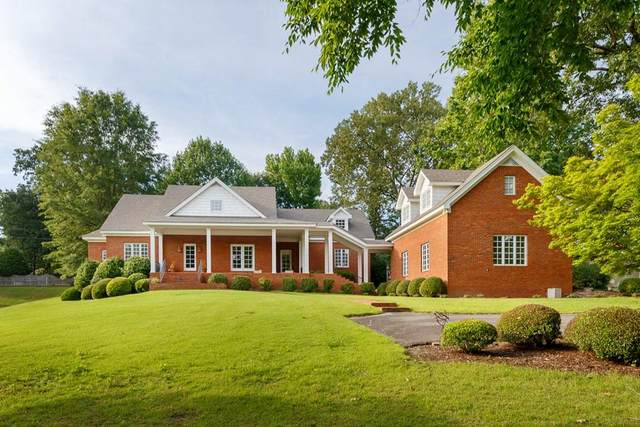107 Foxtail Run, Florence, AL 35634 (MLS #434887) :: MarMac Real Estate