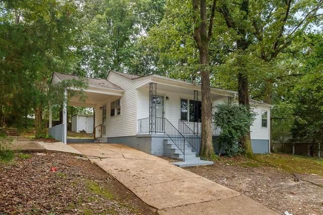 140 E Duncan Ave, Florence, AL 35630 (MLS #168065) :: MarMac Real Estate