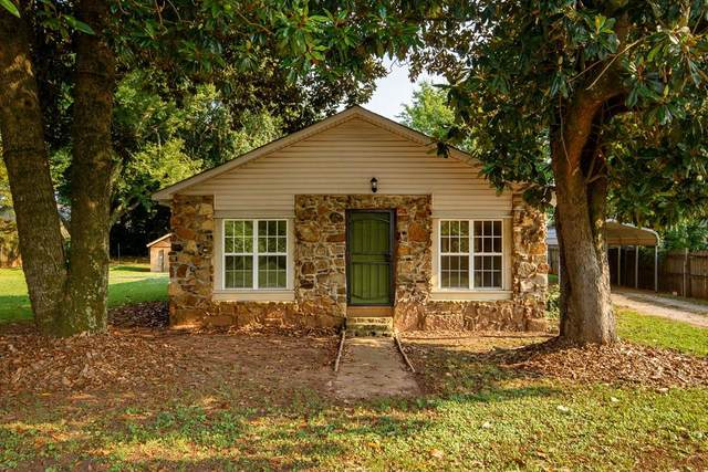 705 Florence Ave, Muscle Shoals, AL 35661 (MLS #168224) :: MarMac Real Estate