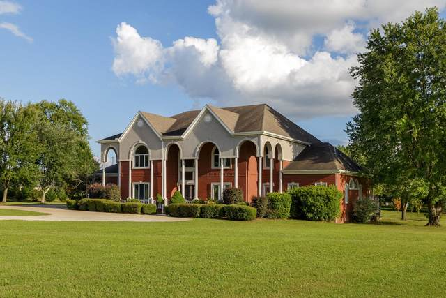 105 Hunters Ln, Florence, AL 35633 (MLS #500444) :: MarMac Real Estate