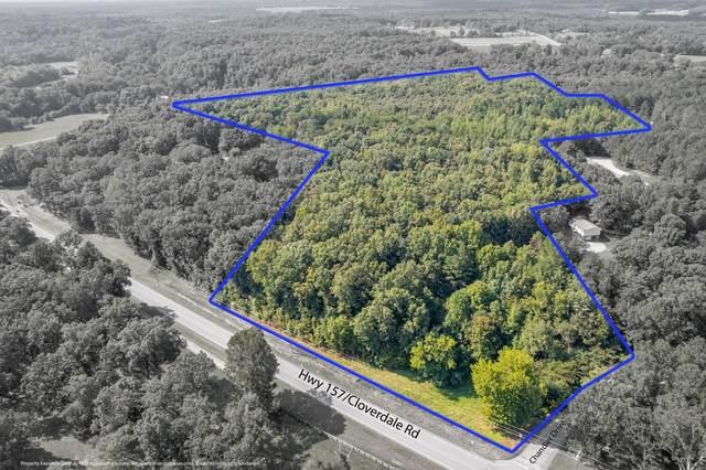 00 Hwy 157, Florence, AL 35633 (MLS #500817) :: MarMac Real Estate