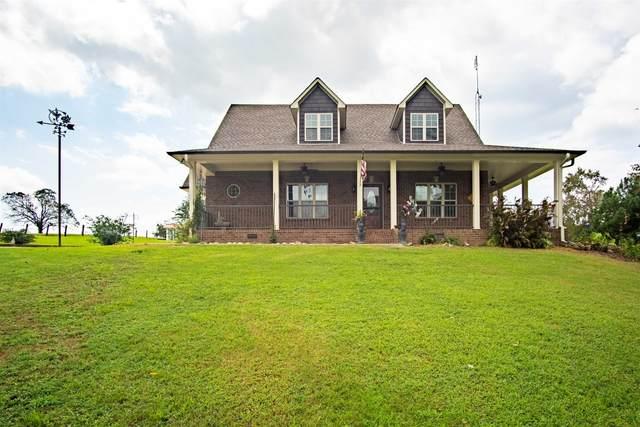 100 County Road 574, Rogersville, AL 35652 (MLS #500926) :: MarMac Real Estate