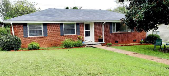 103 W Edison Ave, Muscle Shoals, AL 35661 (MLS #501072) :: MarMac Real Estate