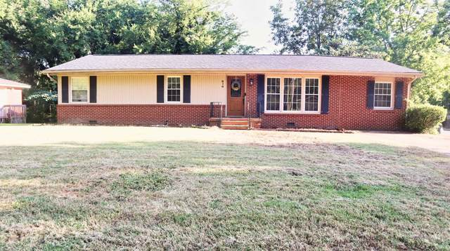 816 Dixie Ave, Florence, AL 35630 (MLS #501083) :: MarMac Real Estate