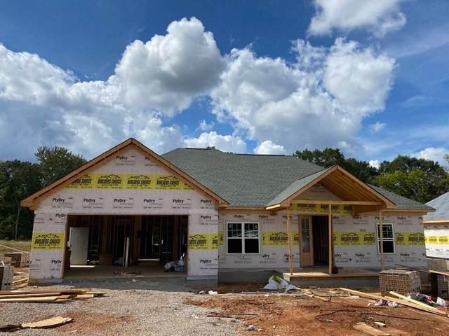 1202 Glendora Ave, Tuscumbia, AL 35674 (MLS #501559) :: MarMac Real Estate