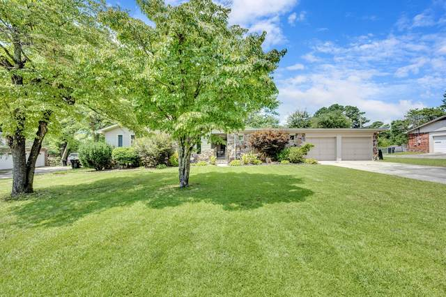 1637 Catoma Dr, Cullman, AL 35058 (MLS #501581) :: MarMac Real Estate