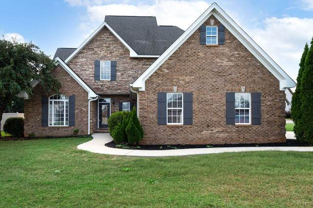 116 Stormy Dr, Muscle Shoals, AL 35661 (MLS #501772) :: MarMac Real Estate
