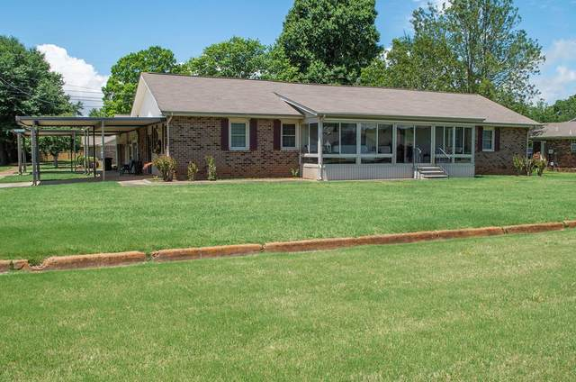 302 Broadway Ave, Muscle Shoals, AL 35661 (MLS #430475) :: MarMac Real Estate