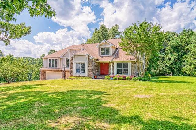 729 Ridgecliff Dr, Florence, AL 35634 (MLS #430731) :: MarMac Real Estate