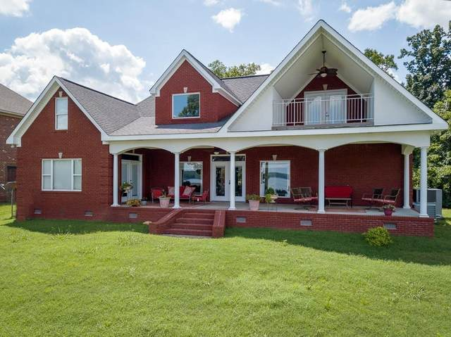 36 Summit Trail, Florence, AL 35630 (MLS #431034) :: Amanda Howard Sotheby's International Realty