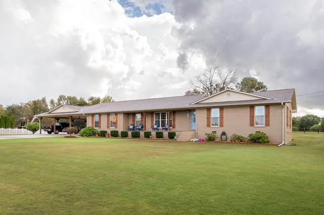 7310 Courtwood St, Florence, AL 35634 (MLS #432424) :: MarMac Real Estate