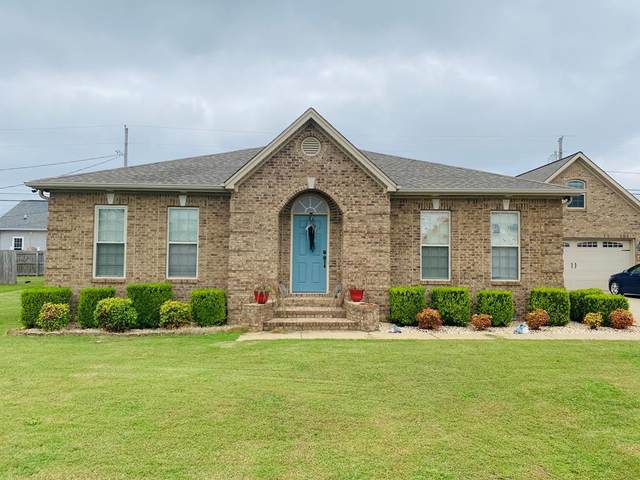 309 Roosevelt Ave E, Muscle Shoals, AL 35661 (MLS #432450) :: MarMac Real Estate
