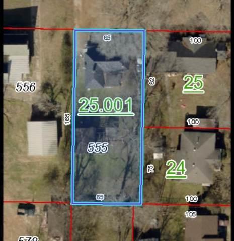 606 9th St E, Tuscumbia, AL 35674 (MLS #434267) :: MarMac Real Estate