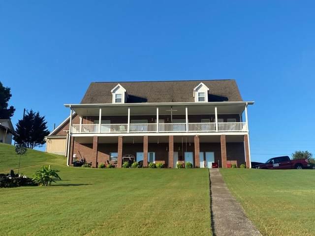 280 Alabama Shores Rd, Muscle Shoals, AL 35661 (MLS #501642) :: MarMac Real Estate