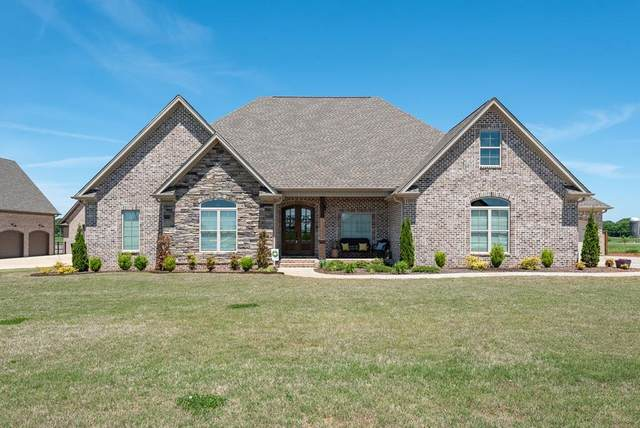 396 Stone Ridge Drive, Tuscumbia, AL 35674 (MLS #429479) :: MarMac Real Estate