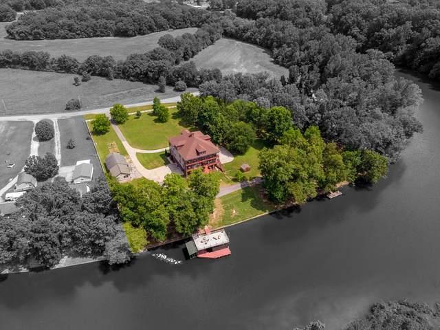 135 Bluewater Landing, Rogersville, AL 35562 (MLS #167992) :: MarMac Real Estate