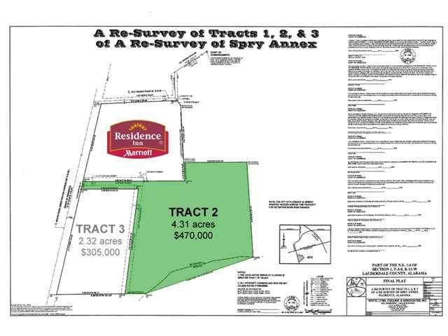 0 Sweetwater Ave #4.31, Florence, AL 35631 (MLS #148555) :: Amanda Howard Sotheby's International Realty