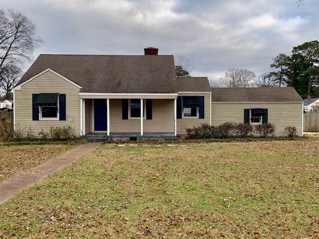 3200 Almon St, Sheffield, AL 35661 (MLS #428807) :: MarMac Real Estate