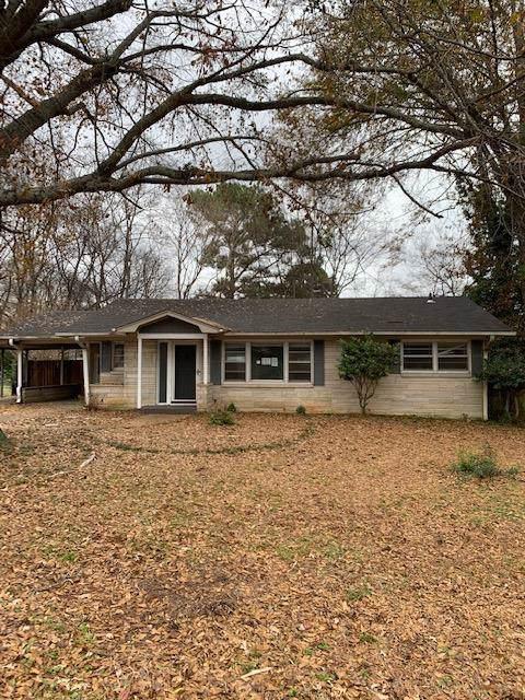 605 John R St, Muscle Shoals, AL 35661 (MLS #428961) :: MarMac Real Estate