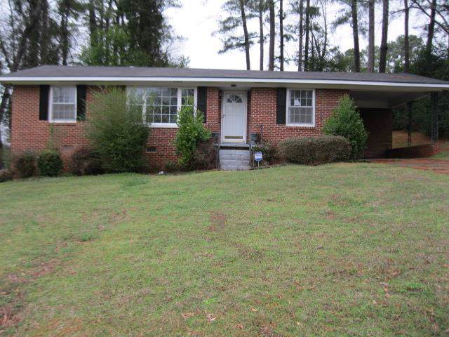 2349 Shade Ave, Florence, AL 35630 (MLS #429166) :: MarMac Real Estate