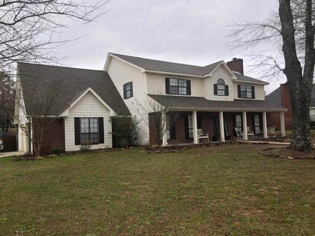 95 N Bailey Springs Rd N, Florence, AL 35643 (MLS #429498) :: MarMac Real Estate