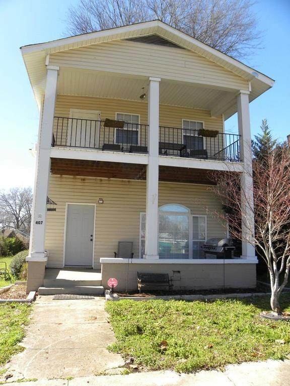407 Annapolis Ave N, Sheffield, AL 35660 (MLS #430158) :: MarMac Real Estate
