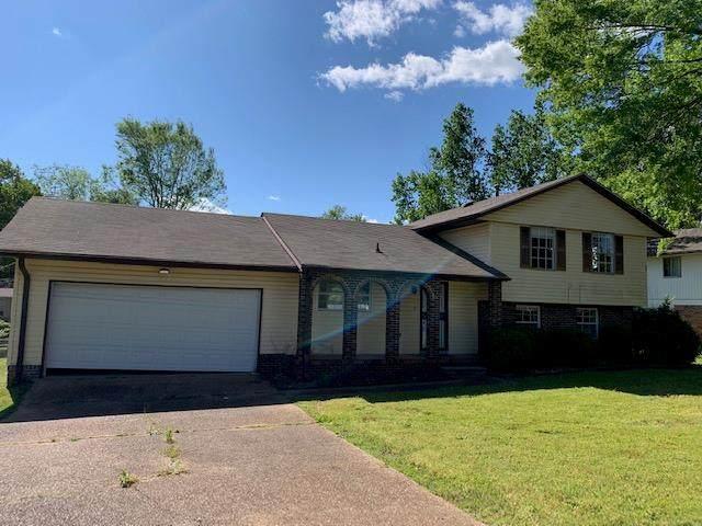 207 Teks St, Florence, AL 35633 (MLS #430467) :: MarMac Real Estate