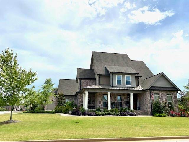 106 Brandt Dr, Tuscumbia, AL 35674 (MLS #430480) :: MarMac Real Estate