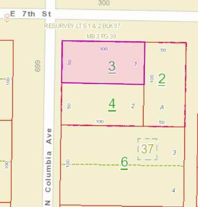 0 N Columbia Ave, Sheffield, AL 35660 (MLS #430707) :: MarMac Real Estate