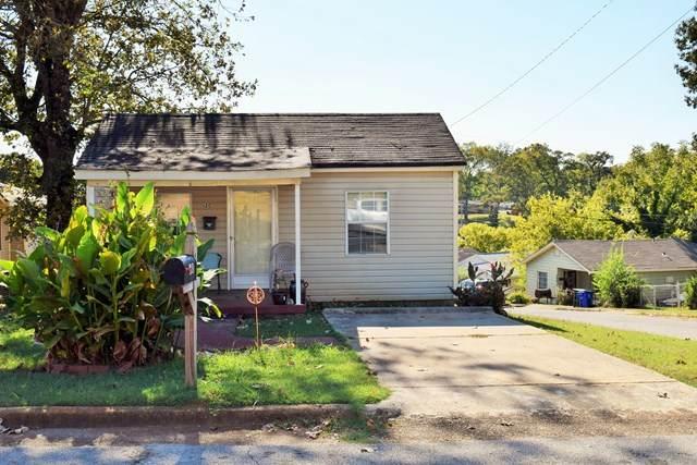120 Nance St, Florence, AL 35630 (MLS #430796) :: MarMac Real Estate