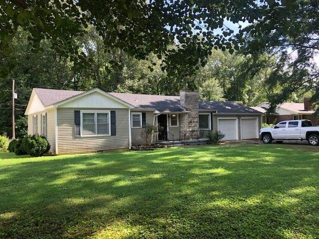 123 Hiwassee St, Sheffield, AL 35660 (MLS #431118) :: MarMac Real Estate