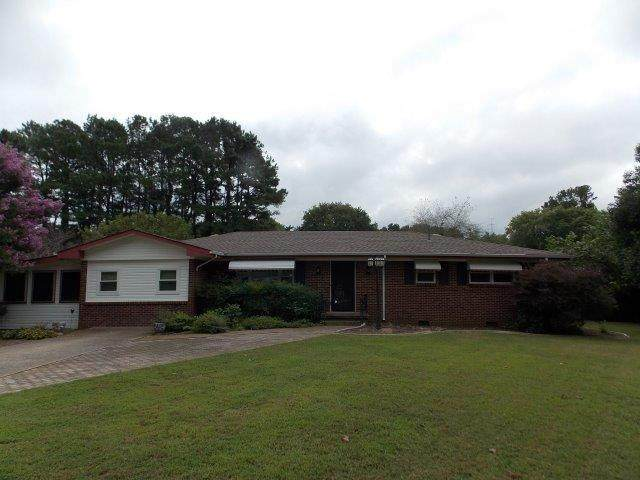 284 Acton Dr, Florence, AL 35634 (MLS #431724) :: MarMac Real Estate