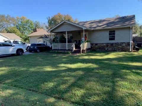 1501 Moyer Sutton St, Tuscumbia, AL 35674 (MLS #432480) :: MarMac Real Estate