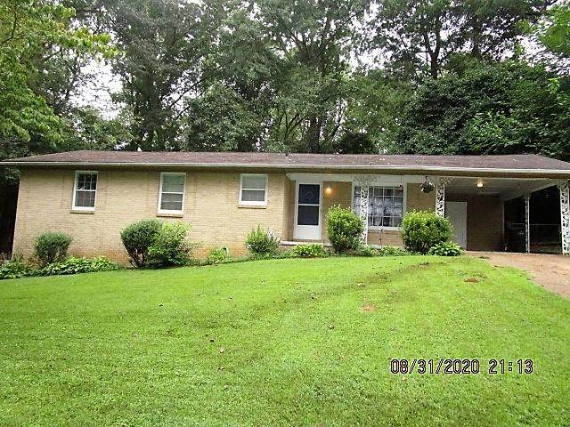 210 Lakeside Dr W, Florence, AL 35630 (MLS #432711) :: MarMac Real Estate