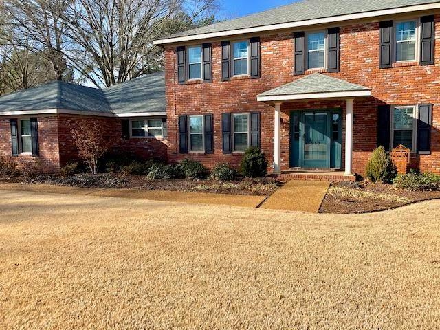 217 Westbury Ln, Florence, AL 35630 (MLS #433154) :: MarMac Real Estate