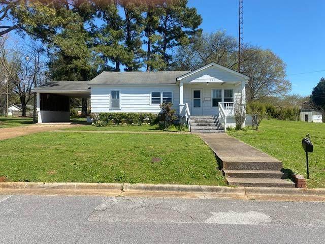 609 Marietta St, Florence, AL 35630 (MLS #433928) :: MarMac Real Estate