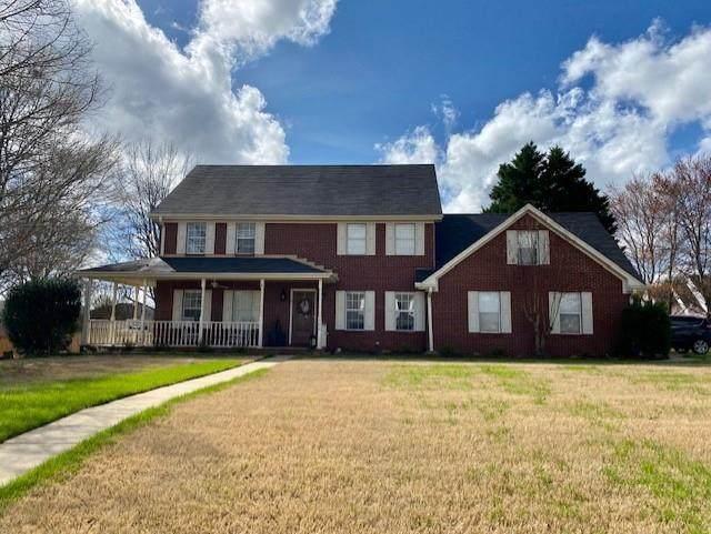 302 Reddoch Rd, Florence, AL 35633 (MLS #433986) :: MarMac Real Estate
