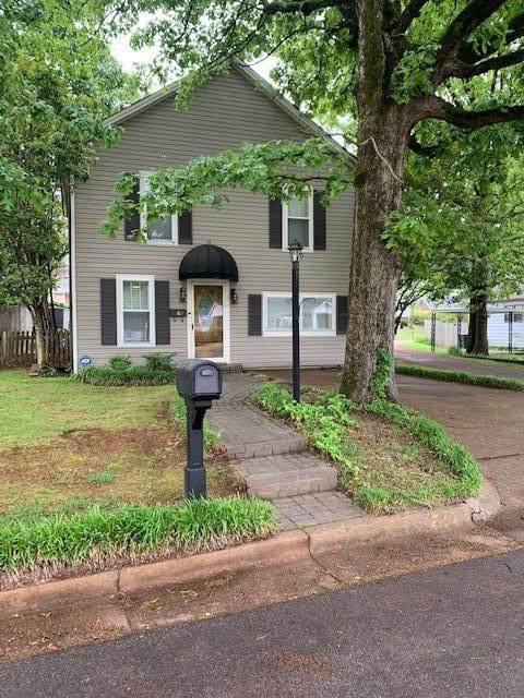 1070 Piedmont St, Florence, AL 35630 (MLS #434340) :: MarMac Real Estate